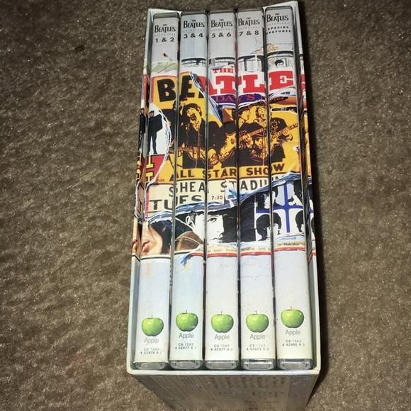 The Beatles Anthology 1-8 DVD